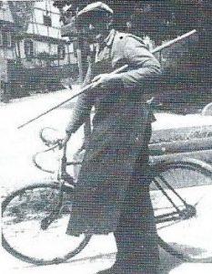 1. Vorsitzender des Kleintierzuchtvereins Christian Schaan 1922